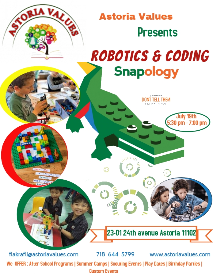 Robotics and Coding Event