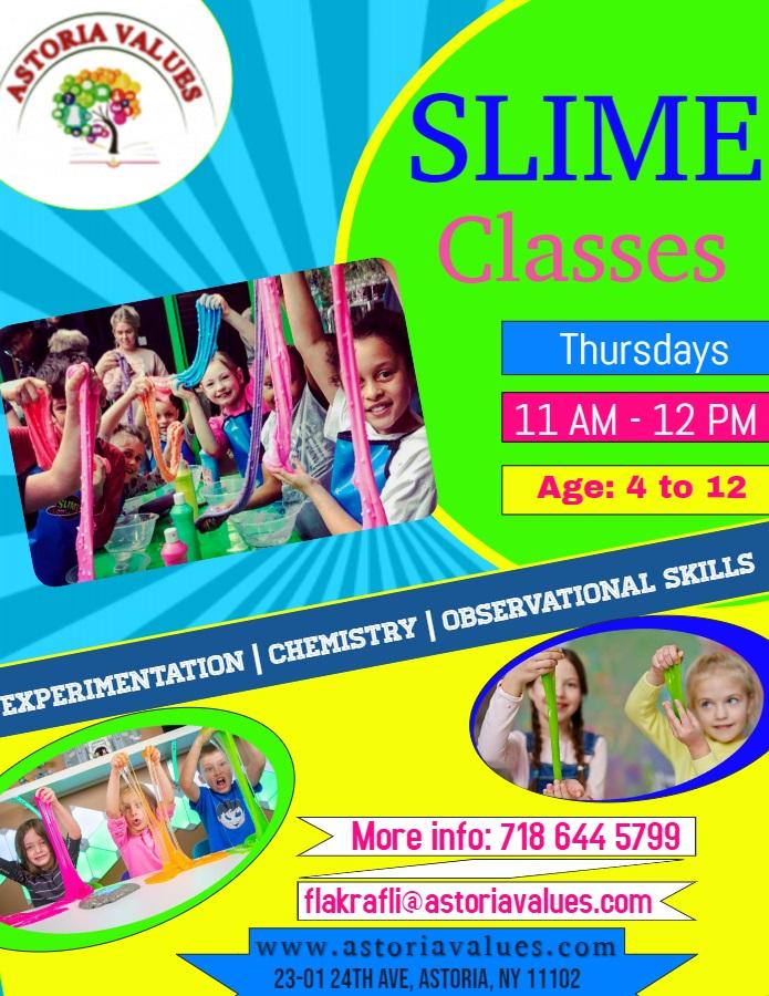 Slime Class